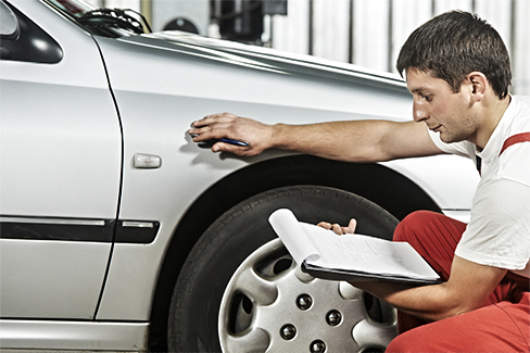 Natomas Auto Body Insurance Claims Assistance