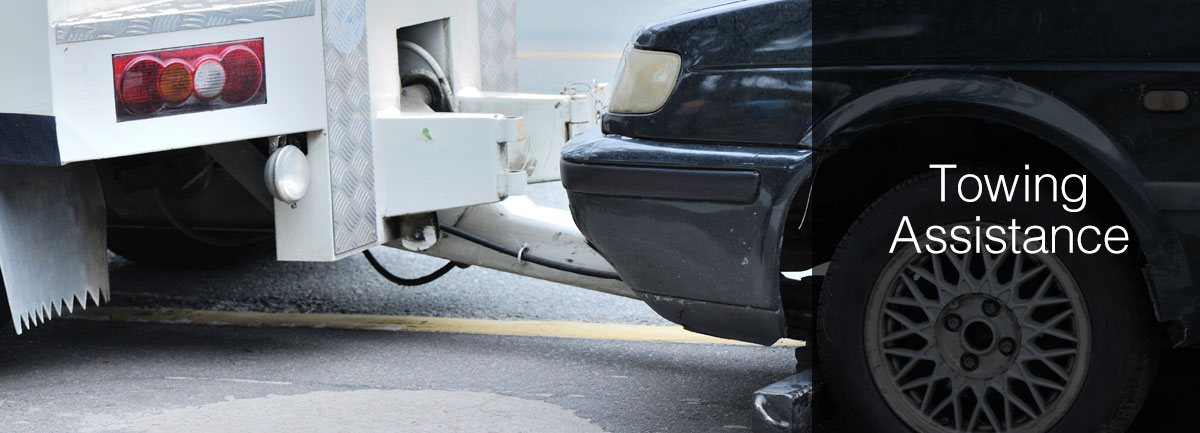Natomas Auto Body and Paint Towing Assistance