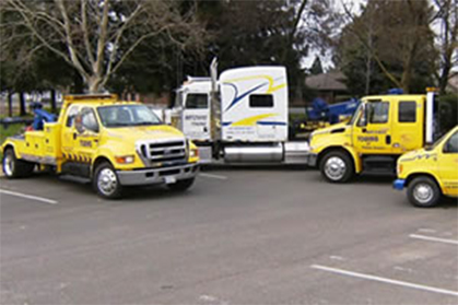 Natomas Auto Body Towing Assistance