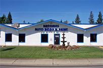 Natomas Auto Body & Paint Inc. Yuba City Location